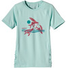 Patagonia Girls' Capilene 1 Silkweight T-Shirt Polar Blue (050)
